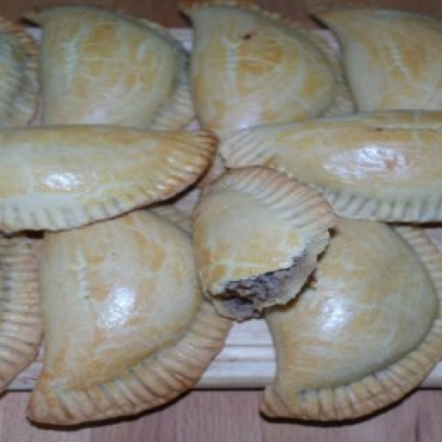 Delicious Stuffed Meat Pies